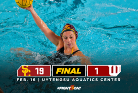No. 1 USC Inks 19-1 Win Over No. 20 Indiana In MPSF Opener