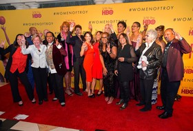 """""""Women of Troy"""" Premiere Brings USC's 1983 & 1984 Champs Back To Campus"""