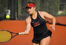 USC Women's Tennis Visits Northern California for Road Matches Against Stanford and California