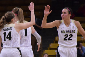 Three Buffs Take Home Postseason Pac-12 Awards