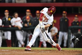 Trojans Open Season With 16-2 Win Over Western Michigan