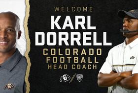 Dorrell Named Head Football Coach At Colorado