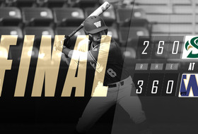 Huskies Hold On For Sweep In Game Two, 3-2