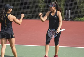 Trojans Fall in Second Rounds of Oracle ITA National Fall Championships