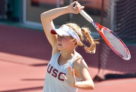 USC Loses First Conference Match to Stanford