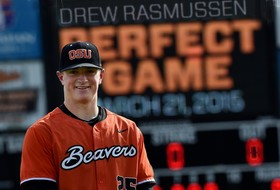 Beaver Baseball Classics Features Rasmussen's 2015 Perfect Game