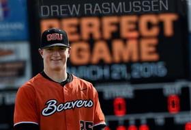 Beaver Baseball Classics Features Rasmussen's 2015 Perfect Game