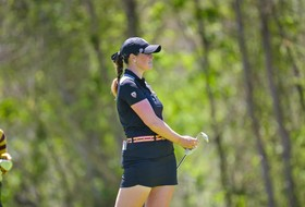 Mehaffey's Strong Day Highlights First Round of Norman Regional