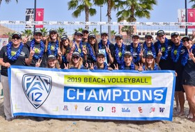 USC Wins Third Pac-12 Beach Volleyball Championship