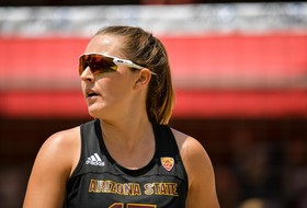 No. 20 @SunDevilBeachVB To Hold Maroon And Gold Scrimmage On Friday