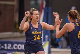 No. 10 Bears Take Third Place At Pac-12 Championship
