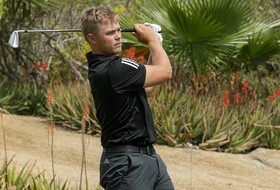 Men's Golf Update: Blake Wagoner One Shot Back In Mexico With One Round Remaining
