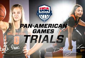 Pivec, Slocum Headed to USA Basketball Camp