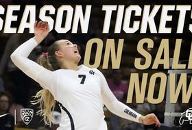 Volleyball Season Tickets On Sale