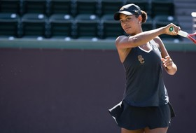 Women of Troy Compete in Prequalifying Rounds of Riviera/ITA All-American Championships