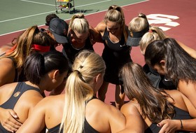 Trojans to Compete at the Riviera/ITA Women's All-American Championships