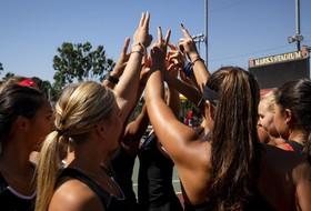 USC Women's Tennis Hosts Women of Troy Fall Invitational