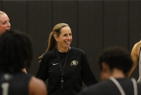 Buffs Hold First Practice