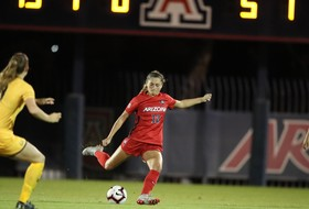 Kieneker Scores Twice, Arizona Wins 3-0 in Corvallis