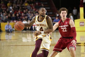 @SunDevilHoops Falls On The Road To Washington State