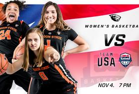 Beavers Set to Host Team USA