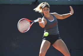 USC Women's Tennis Shines at Women of Troy Invitational