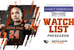 Slocum Named to Lieberman Watch List