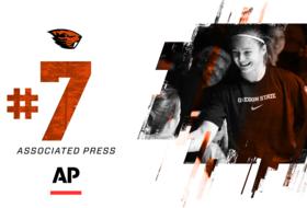 Beavers Open Season Ranked No. 7 in AP Poll