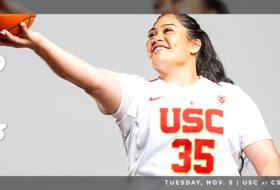 Newcomers Shine As USC Women Open Season With 69-53 Win At CSUN