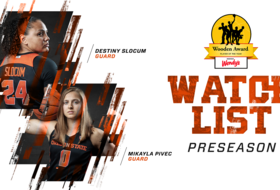 Pivec, Slocum Named to Wooden Watch List
