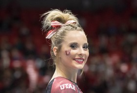 Ute Gymnasts Picked Second in Pac-12 Preseason Poll