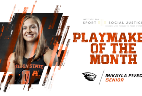 Pivec Named ISSJ Playmaker of the Month