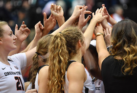 Oregon State Opens 2017-18 Practice