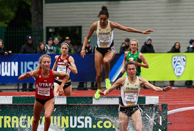 Buffs Defend Pac-12 Steeplechase Title, Women in First Place
