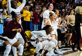 @SunDevilWBB Caps Historical Weekend With Second Straight Upset of Top 5 Team
