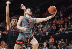Tres Tinkle Selected To NABC All-District First Team