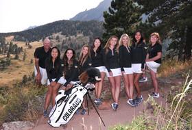 Women's Golf Finish Season Ranked 21st