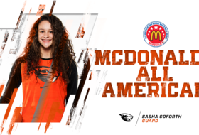 Goforth Named McDonald's All-American
