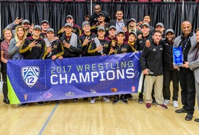 Pac-12 Network Schedule Released for @ASUWrestling