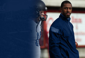 Nicholas Edwards Selected As Wide Receivers Coach