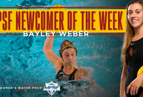 Bayley Weber Snags Her Second MPSF Newcomer of the Week Honors