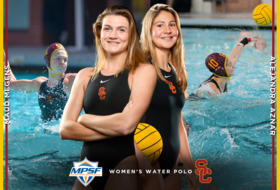 Aznar And Megens Serve Up Another USC Sweep Of MPSF Honors