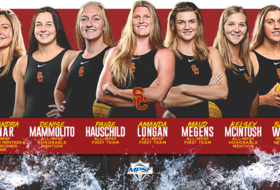 USC Scores Seven On The All-MPSF Honor Roll