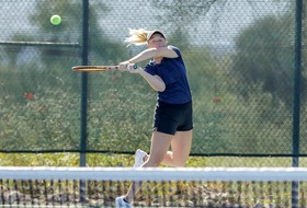 Women's Tennis Finishes Fall Season