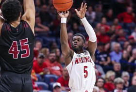 #17 Arizona Opens Season At Home Against NAU