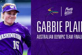 Plain Named Finalist For Australian Olympic Team