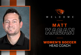 Oregon State Welcomes New Head Coach Matt Kagan