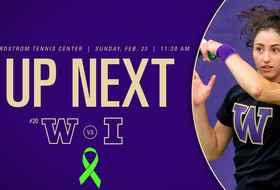 Huskies To Raise Awareness for Non-Hodgkin's Lymphoma During Illinois Match