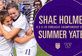 Yates, Holmes Named To CONCACAF U20 Championships Team