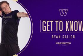 Get To Know The Huskies: Ryan Sailor